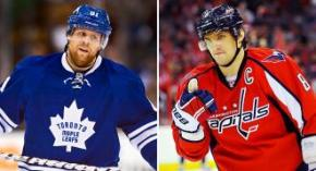 Phil Kessel-Alex Ovechkin